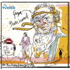 Goya estatuilla