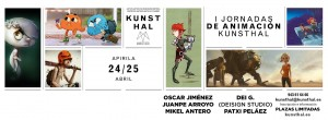 I JORNADAS DE ANIMACIÓN KUNSTHAL