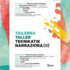 Taller-TEKNIKATIK NARRAZIORA[II]