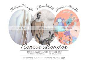 Cursos Bonito Editorial 2017
