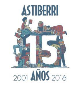 TERTULIA 15 AÑOS DE ASTIBERRI