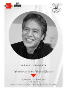 Conferencia de Katsumi Komagata