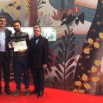 Manuel Marsol gana Premio Internacional de Ilustración Feria de Bolonia