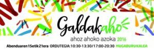 Exposición Alicia en el País de las Maravillas en Galdakao