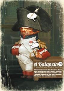 Balanzín 9 Aldizkaria