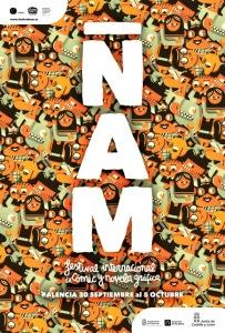 ÑAM, Festival Internacional de Cómic y Novela Gráfica