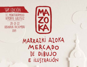 MAZOKA. Marrazki & ilustrazio azoka 2019