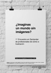 1er Congreso en Santander de profesionales de cómic e ilustración