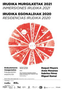 RESIDENCIAS 2020 / INMERSIONES IRUDIKA 2021
