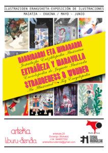 Harrigarri & Miragarri liburuaren inguruan solasaldia ATZERATUTA