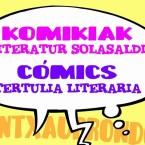 COMIC Tertulias Literarias