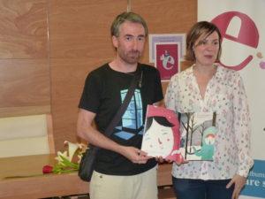 La ilustradora Liébana Goñi ha ganado el Premio Etxepare 2016