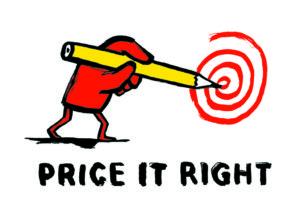 PRICE IT RIGHT kanpaina