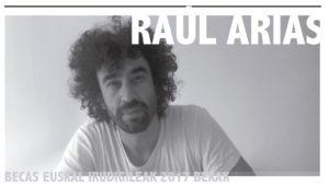 BEKAK EUSKAL IRUDIGILEAK 2017-Raúl Arias