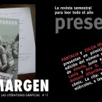 """Presentación de la revista """"Fuera [de] Margen"""" en Zuloa"""