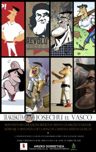Exposición JOSECHU EL VASCO