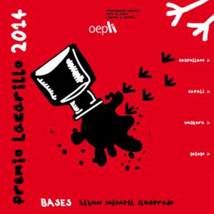 LAZARILLO SARIAK – HAURENTZAKO ALBUN ILUSTRATUA 2014