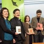 Premios Literarios Euskadi 2012