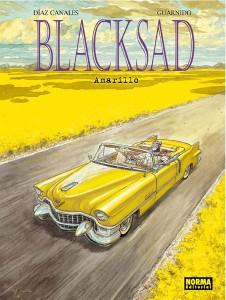 """Blacksad-eko """"Amarillo"""" albumaren aurkezpena Bilbon, 2014ko Komiki Sari Nazionala"""