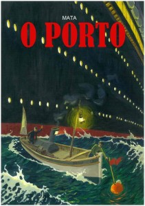 Cómic «O Porto»