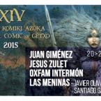 Jesús Zulet Premio del XIV Salón del Cómic de Getxo