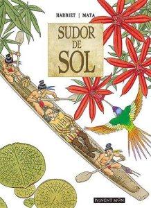 Próxima publicación del cómic SUDOR DE SOL