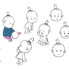 Diseño de personajes para animación y videojuegos